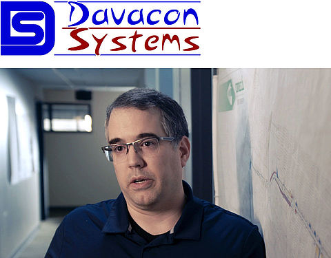 Alfonso Robinson, Director (Davacon Systems Ltd.)